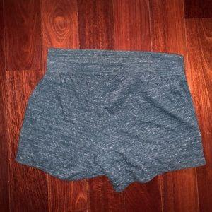 Nike Shorts - Nike Women's Turquoise Athletic Shorts